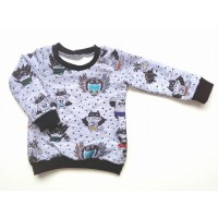 "Sweater ""Super hero"""